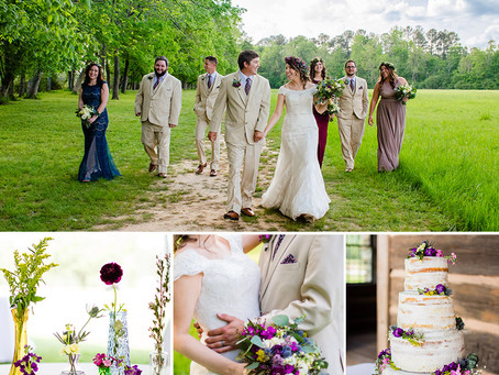 Daniel + Taylor | Wedding