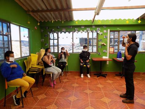 Barrio Caracolí