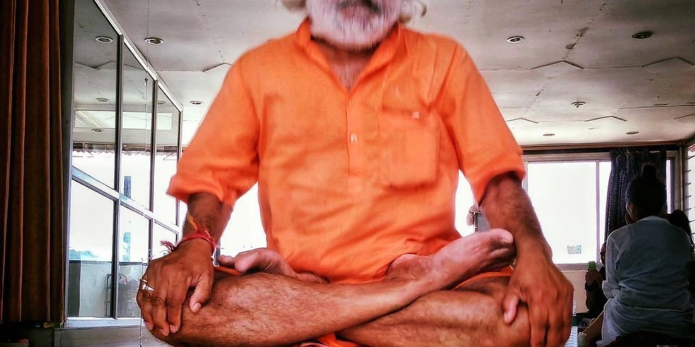 Learn to Meditate like a Master