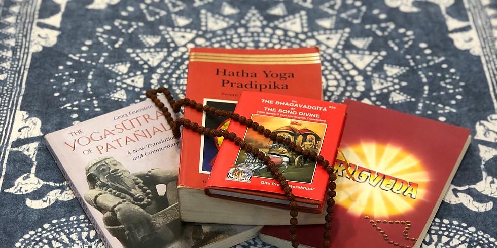 Introduction to Yogic Philosophy With Guru Ji