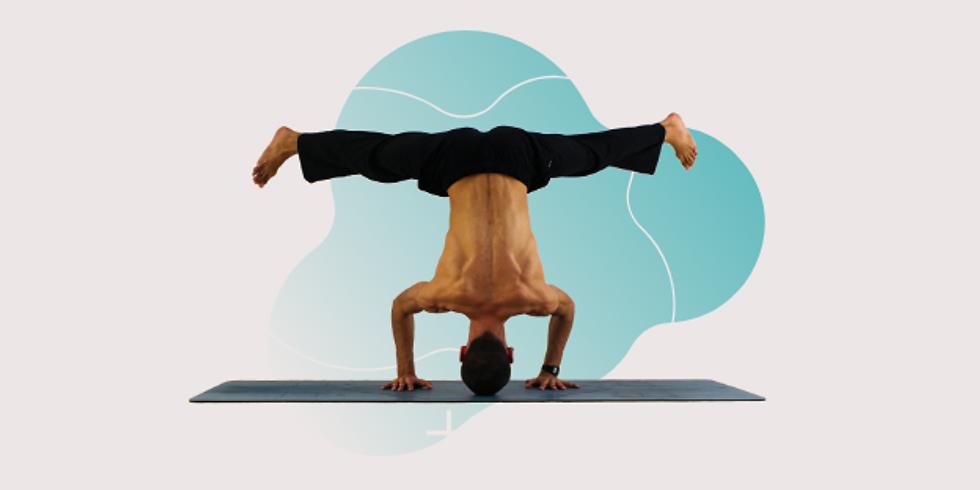 Taller de Rocket Yoga y alineación