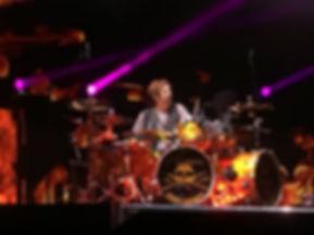 Rikki Rockett drum solo Poison