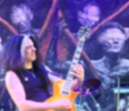Testament live with Slayer