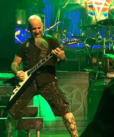 Scott Ian of Anthrax, Killthrax tour