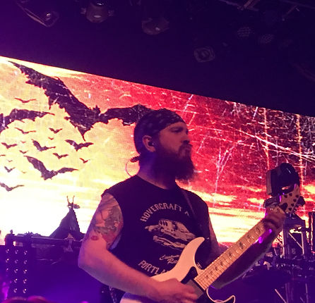 Killswitch Engage live