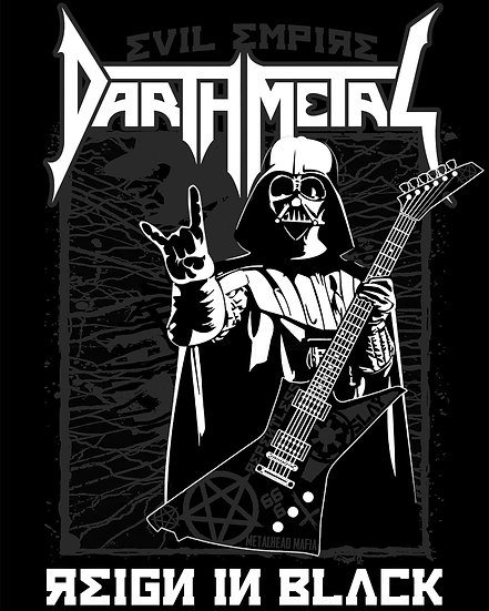 """DARTH METAL"""