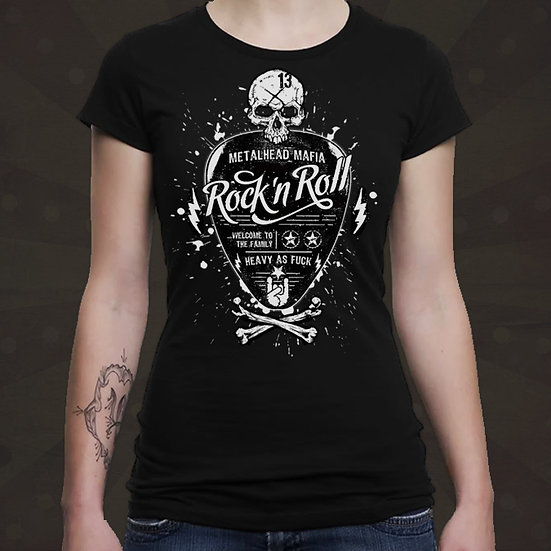 GUITAR PICK LADIES T