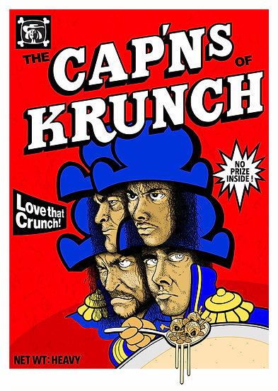 """""""Capn's of Krunch"""""""