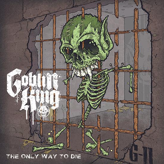 """""""GOBLIN KING CD COVER"""""""