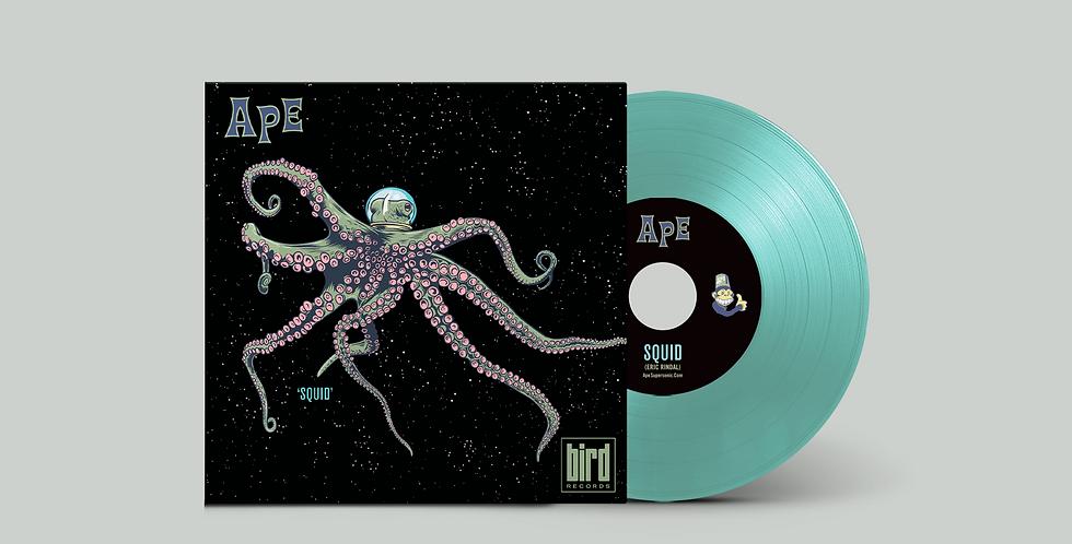 45 Squid + Snark / Supersonic Blue