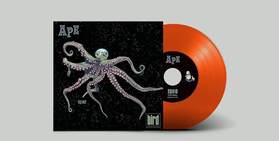 45 Squid + Snark  / Orange-a-Tang