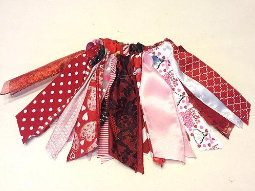Valentine Shabby Tutu Skirt