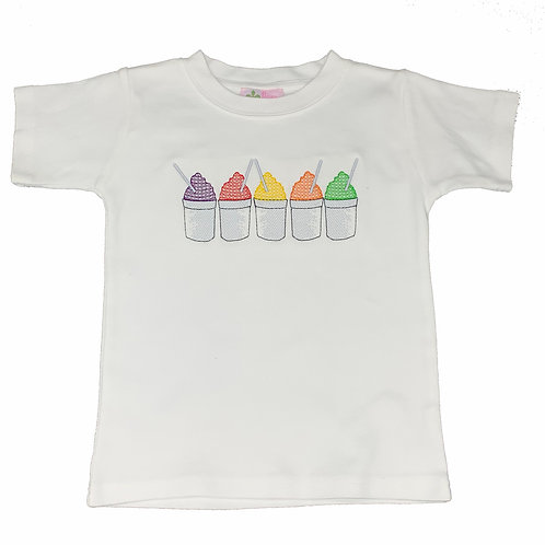Rainbow Snowballs