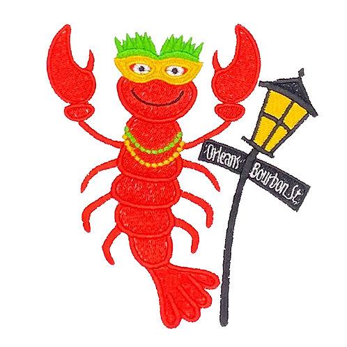 Mardi Gras Crawfish