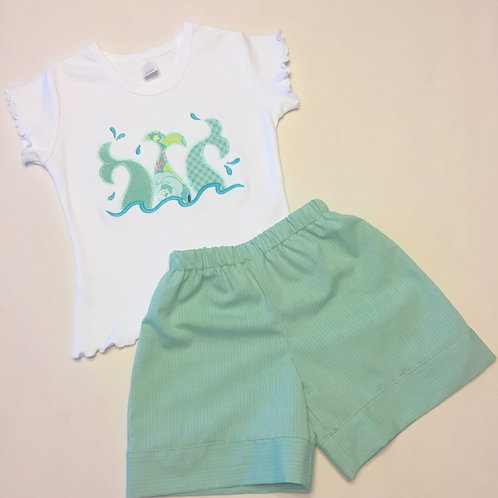 Swimming Mermaids Outfit