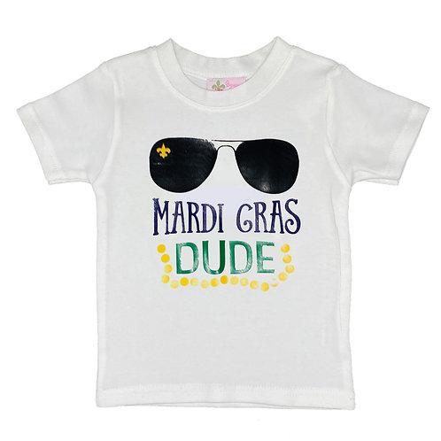 Mardi Gras Dude