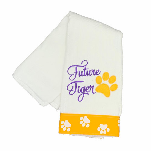 Future Tiger Burpcloth