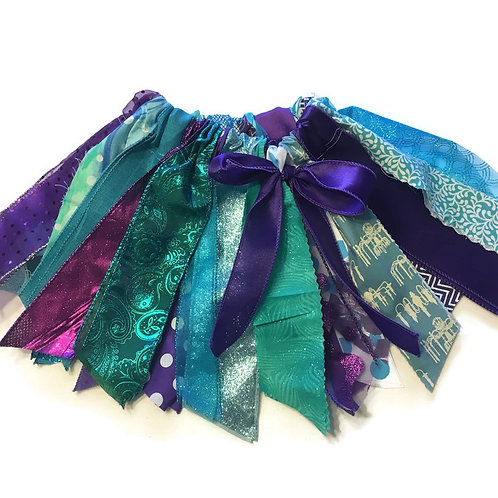 Mermaid Shabby Tutu Skirt