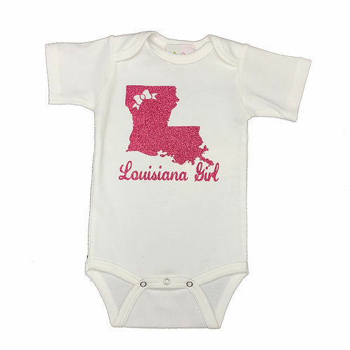 Louisiana Girl- Pick Your State