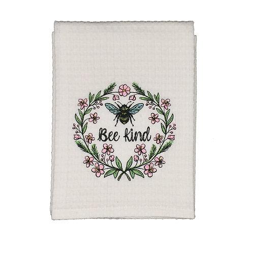 Bee Kind Dish Towel