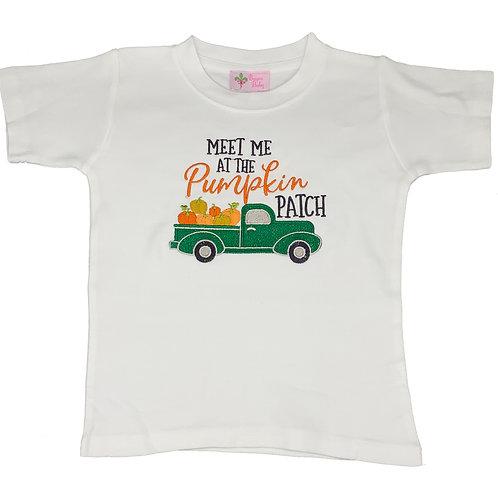 Meet me at the Pumpkin Patch Truck