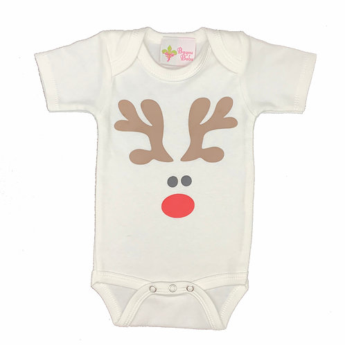 Rudolph's Face