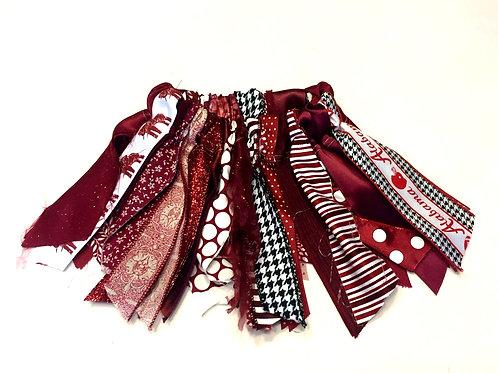 Roll Tide Shabby Tutu Skirt