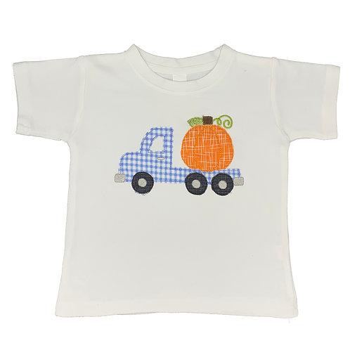 Pumpkin Tow Truck