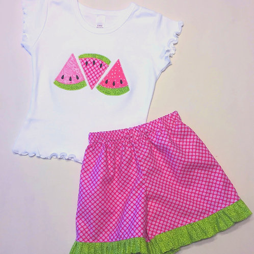 Sweet Watermelon Outfit