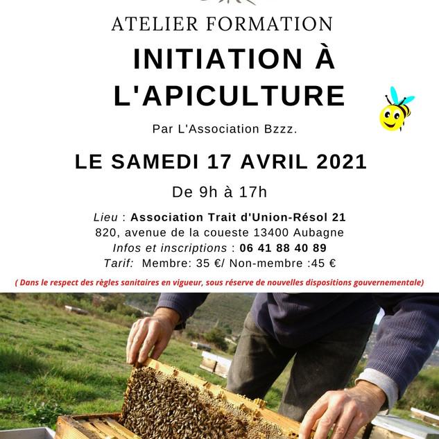_Atelier Formation Initiation à l'apicul