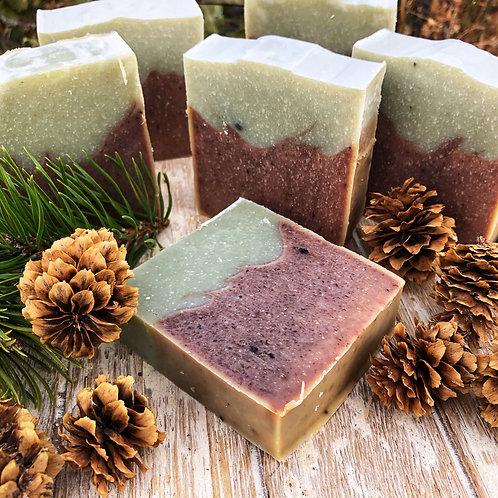 Pinecone Soap