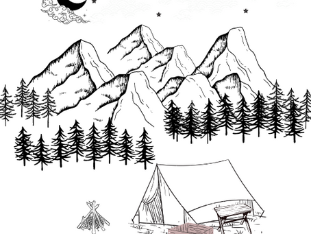 Camping Poems from My Heart