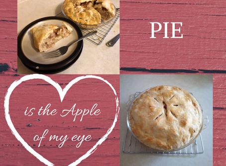 Pie is the Apple of My Eye