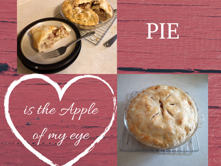 Pie is the Apple of My Eye