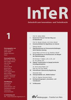 Innovations- & Technikrecht
