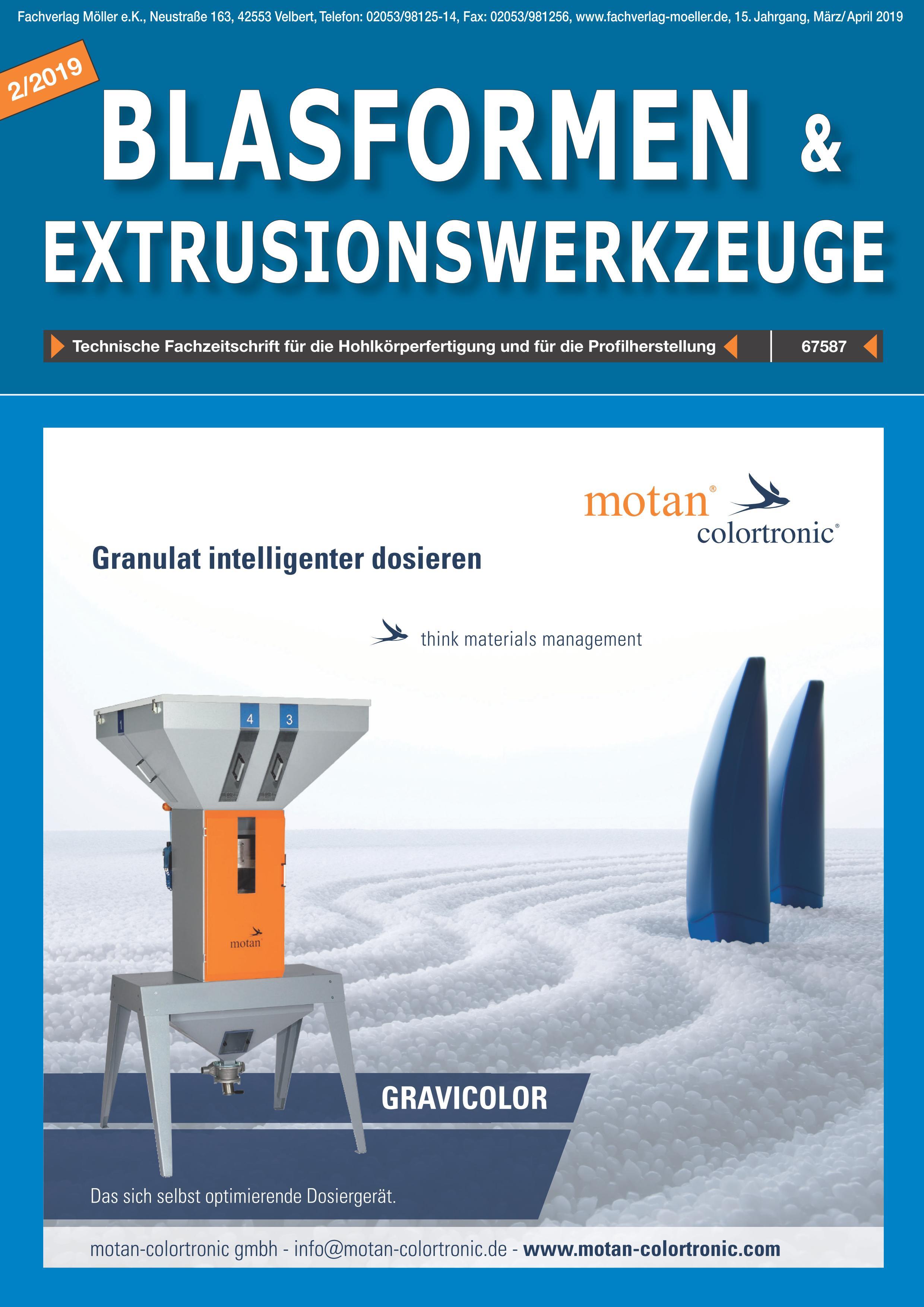 Blasformen & Extrustionswerkzeuge