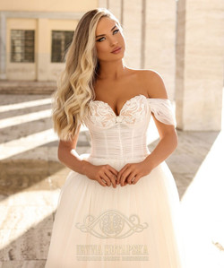 Iryna Kotapska Wedding Dress