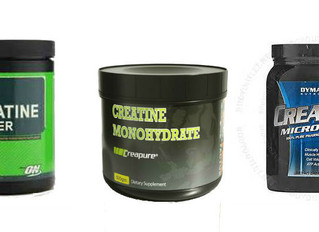 Creatine, the most Studied Supplement on Earth