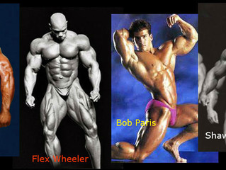 Were 1990's Bodybuilders better than Today's?