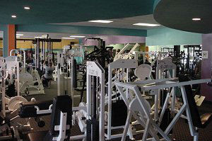 Club Olympia Fitness Center
