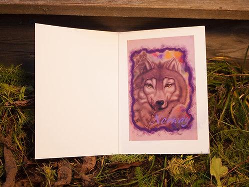 Folder Wolf