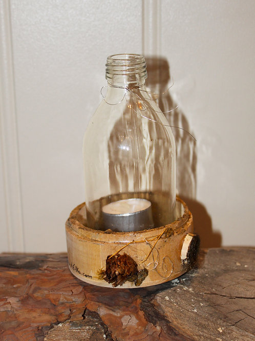 all around candle holder