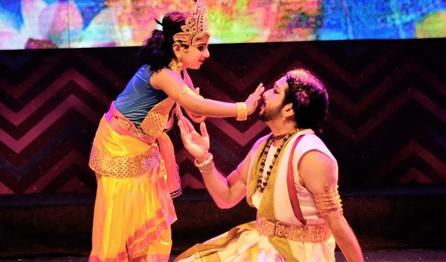 Jnanapana, an ethereal journey in spirituality