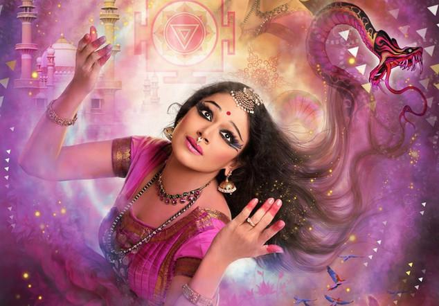 Shobana performs Samadhina for Vishranthi