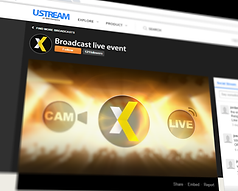 VidBlasterX live streaming