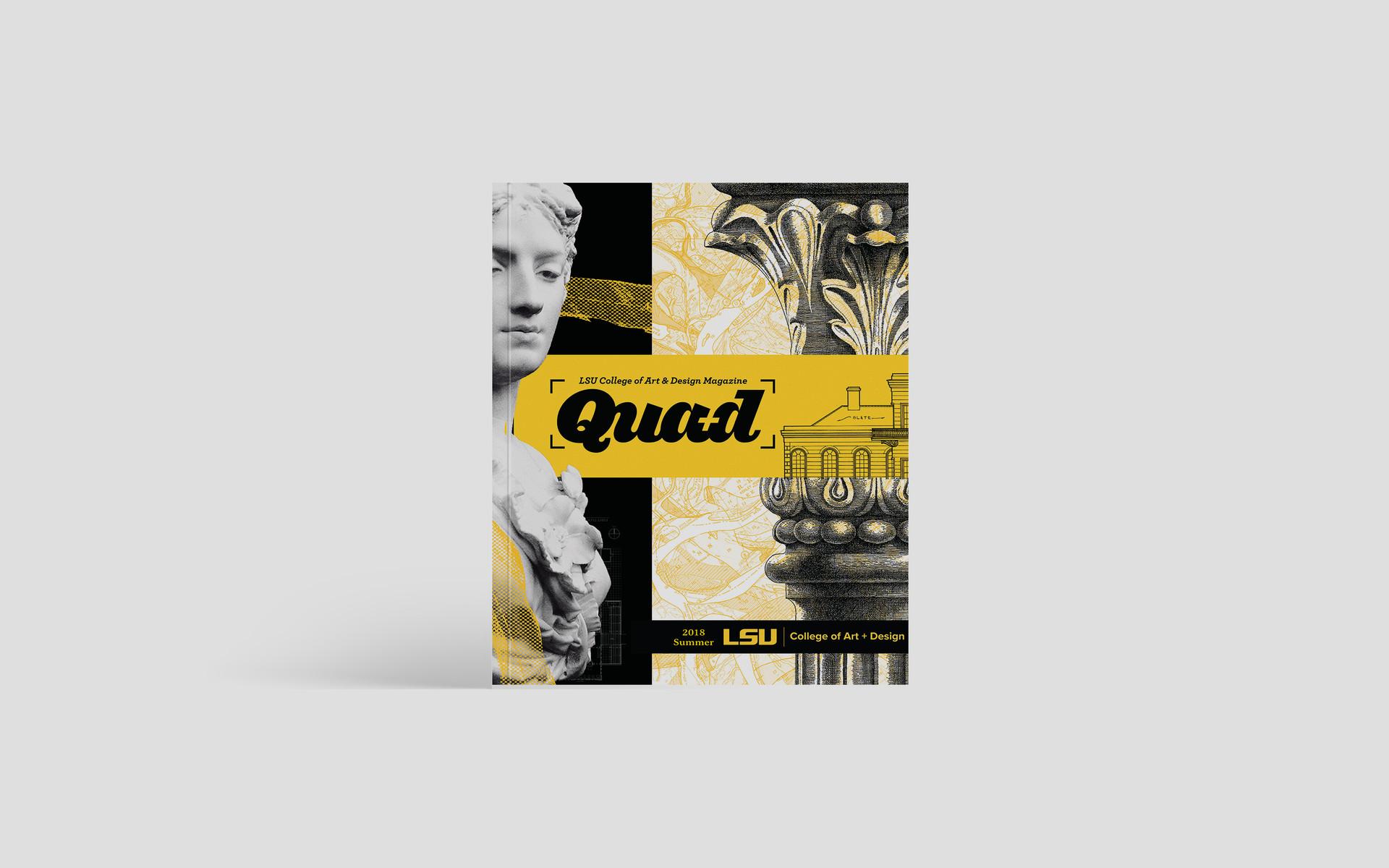 Quad Magazine Summer 2018