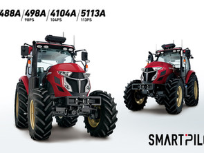 """Yanmar - az """"okos"""" mezőgazdaság eszköze"""
