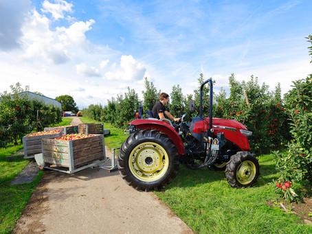 Kertészeti üzemek támogatása: akár 25.000.000 Ft traktorra
