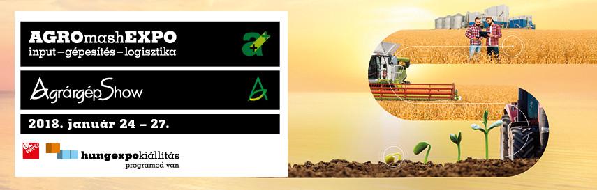 Agromash Expo 2018