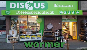 Discus Wormer